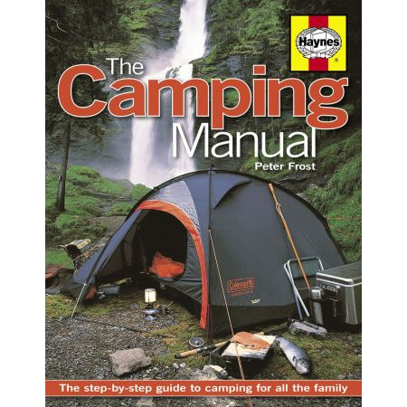 Camping Manual Paperback Revue technique Haynes Anglais