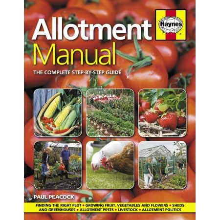 Allotment Manual Revue technique Haynes Anglais