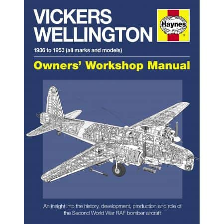Vickers Wellington Manual...