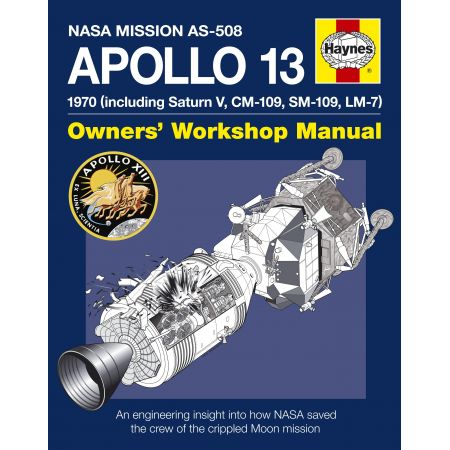 Apollo 13 Manual Revue technique Haynes Anglais
