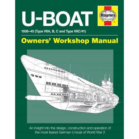 U-Boat Manual Revue technique Haynes Anglais