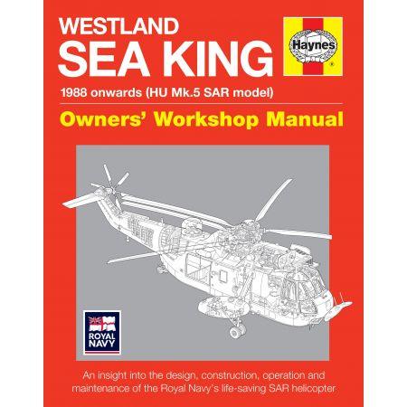 Westland SAR Sea King...