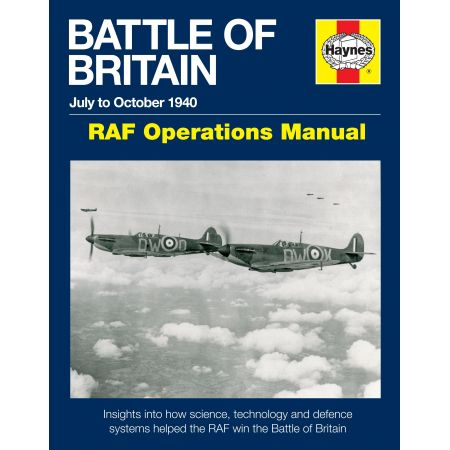 Battle Of Britain Manual Revue technique Haynes Anglais