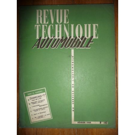 967 a 972 Revue Technique PL Diamond
