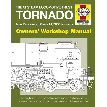 TORNADO MANUAL PAPERBACK Revue technique Haynes Anglais