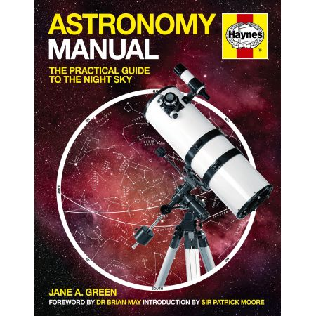 Astronomy Manual paperback Revue technique Haynes Anglais