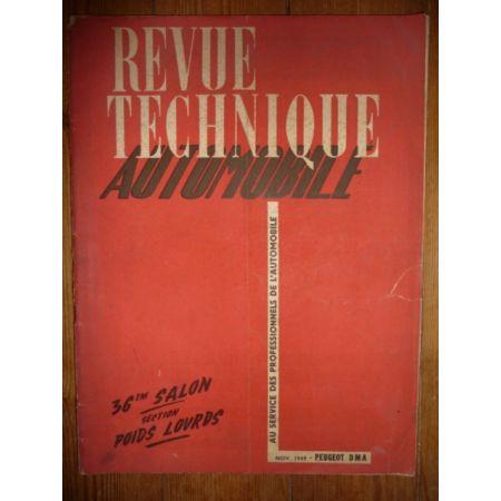 DMA Revue Technique PL Peugeot