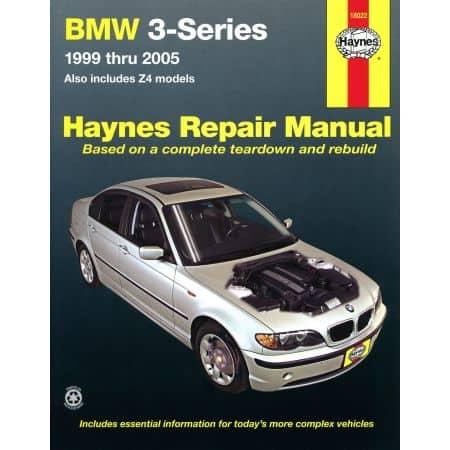 3-Series - Z4 99-05 Revue Technique Haynes BMW Anglais