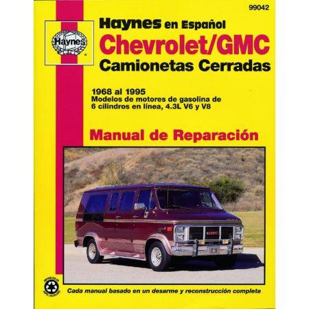 Cerradas 68-95 Revue Technique Haynes CHEVROLET GMC Espagnol