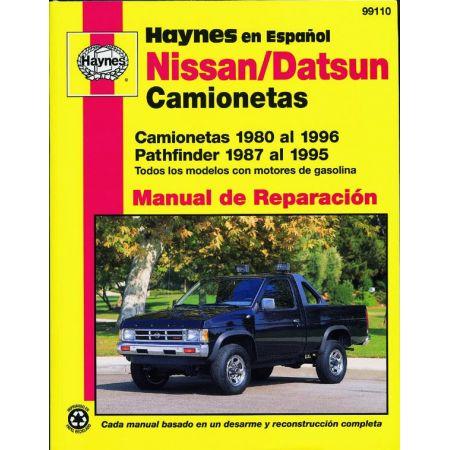 Camionetas Pathfinder Revue Technique Haynes NISSAN DATSUN Espagnol