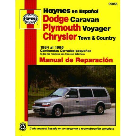 Caravan Plymouth Voyager Chrysler Revue Technique Haynes DODGE Espagnol