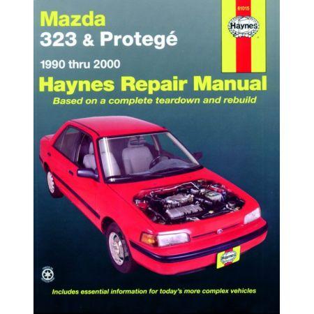 323 Protege 90-03 Revue Technique Haynes MAZDA Anglais