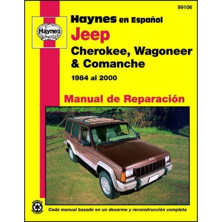 Cherokee Wagoneer Revue Technique Haynes JEEP Espagnol