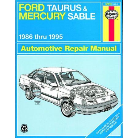 Taurus - Sable 86-95 Revue technique Haynes FORD MERCURY Anglais