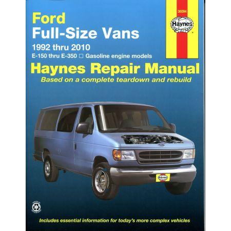 E-150 - E-350 92-14 Revue technique Haynes FORD Anglais