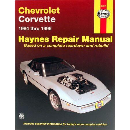 Corvette 84-96 Revue technique Haynes CHEVROLET Anglais