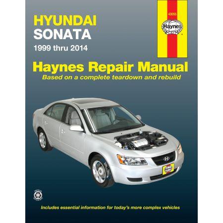 Sonata 99-14 Revue technique Haynes HYUNDAI Anglais
