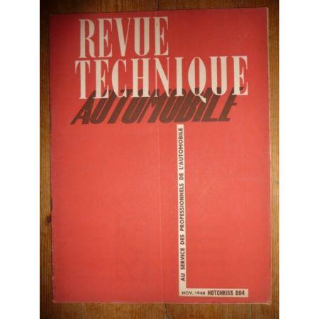 864 13CV Revue Technique Hotchkiss