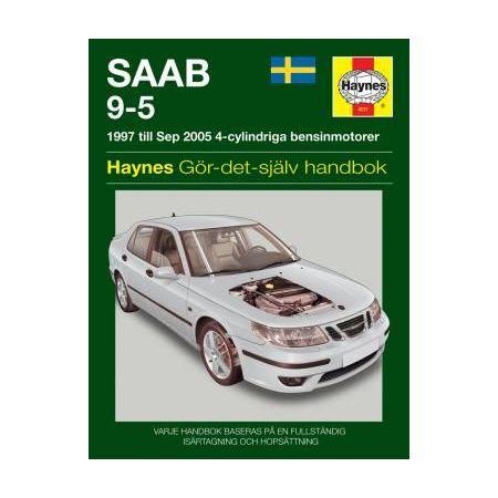 Saab 9-5 97-05 Swedish Revue technique Haynes
