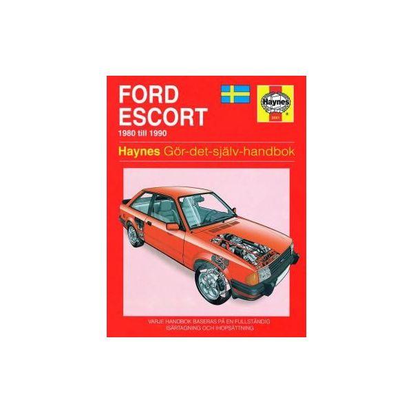 ford escort 1980 1990 rthsv3091 revue technique haynes su dois. Black Bedroom Furniture Sets. Home Design Ideas