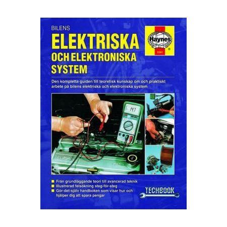 Bilens elektriska och elektroniska system Revue technique Haynes Suédois