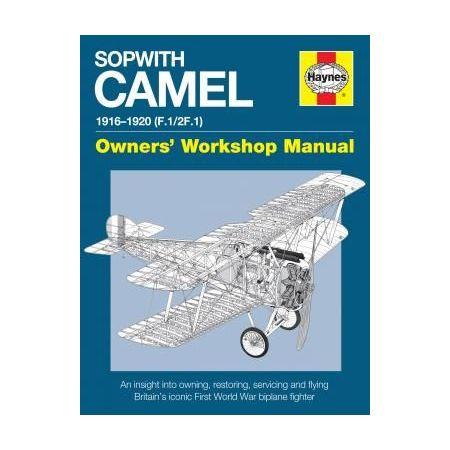 Sopwith Camel Manual Revue technique Haynes Anglais