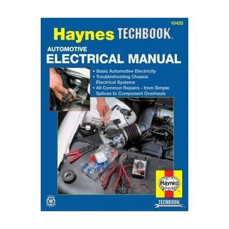 Automotive Electrical Techbook Revue technique Haynes Anglais