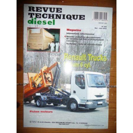 Midlum 220cv 240cv Revue Technique PL Renault