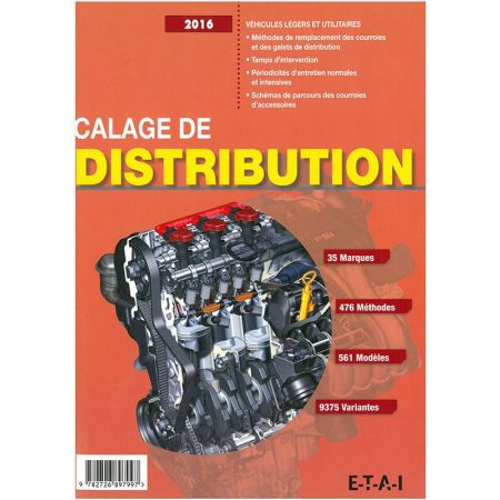 Calage Distribution 2016 Revue Technique