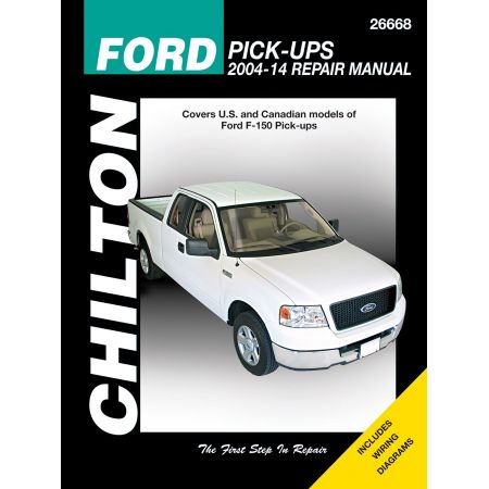 F series Pick-Ups 04-14 Revue Technique Haynes Chilton FORD Anglais