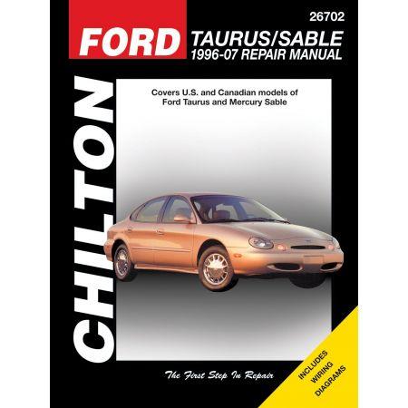 Taurus Sable 96-05 Revue Technique Haynes Chilton FORD MERCURY Anglais