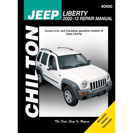 Liberty 02-07 Revue technique Haynes Chilton JEEP Anglais