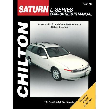L-Series 00-04 Revue technique Haynes Chilton SATURN Anglais