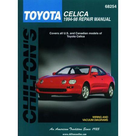 Celica 94-98 Revue technique Haynes Chilton TOYOTA Anglais