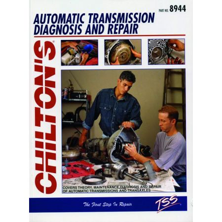 Automatic Transmission Repair Revue technique Haynes chilton Anglais
