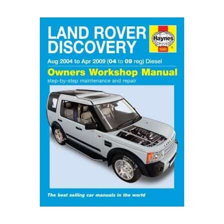 Discovery III 04-09 Revue technique Haynes LAND-ROVER Anglais