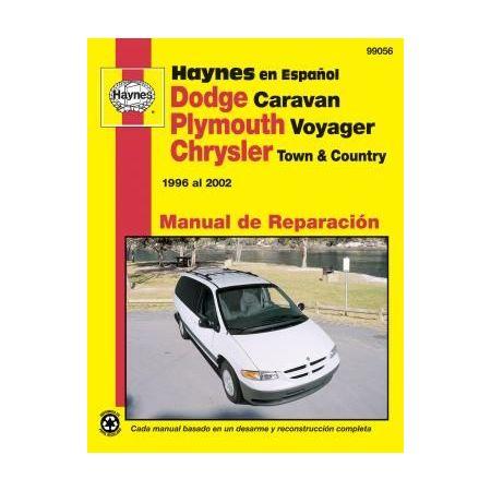 Caravan Voyager 96-02 Revue technique Haynes GM Espagnol