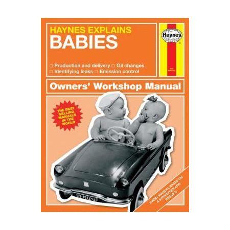 Explains Babies Revue technique Haynes Anglais
