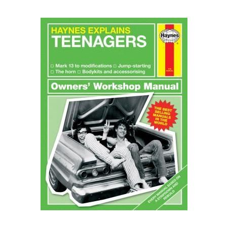 Explains Teenagers Revue technique Haynes Anglais