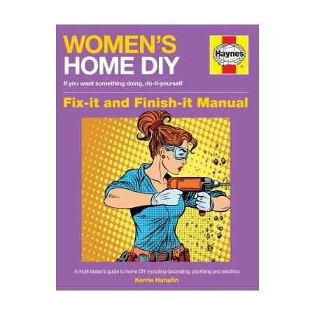 Women's Home DIY Revue technique Haynes Anglais