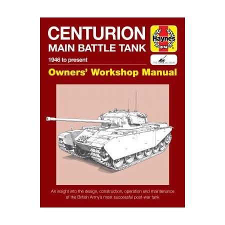 Centurion Tank Revue technique Haynes Anglais