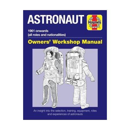 Astronaut Revue technique Haynes Anglais