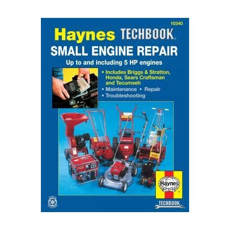 Small Engine Repair 5.5 HP Revue technique Haynes Anglais