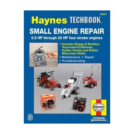 Small Engine Repair 5.5-20 HP Revue technique Haynes Anglais