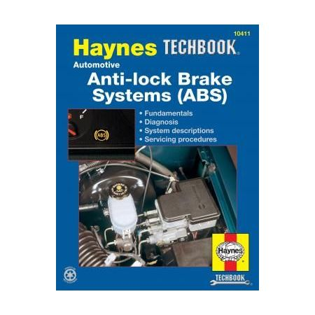 Anti-lock Brake Systems (ABS) technique Haynes Anglais
