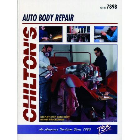 Auto Body Repair Revue technique Haynes Chilton Anglais