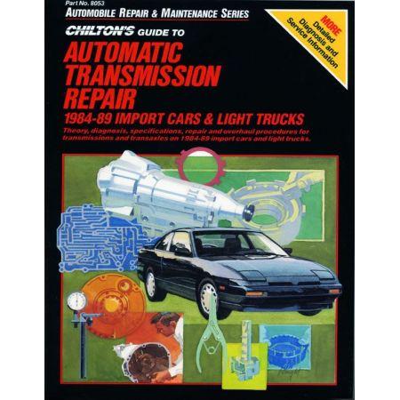 Automatic Transmission Revue technique Haynes Chilton Anglais