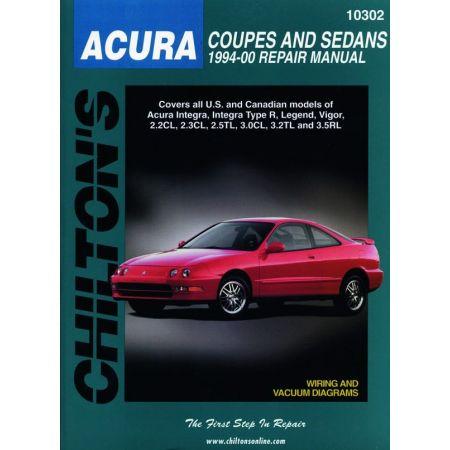 Coupes Sedans 94-00 Revue technique Haynes Chilton ACURA Anglais
