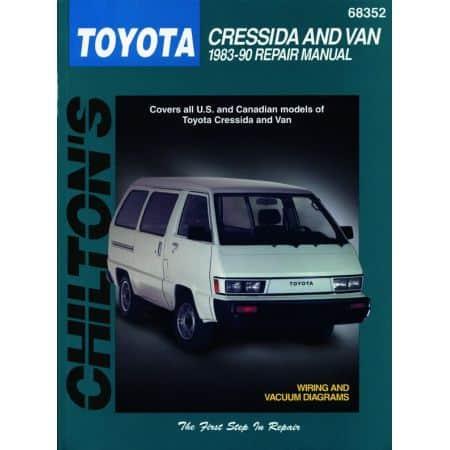 Cressida Vn 83-90 Revue technique Haynes Chilton TOYOTA Anglais