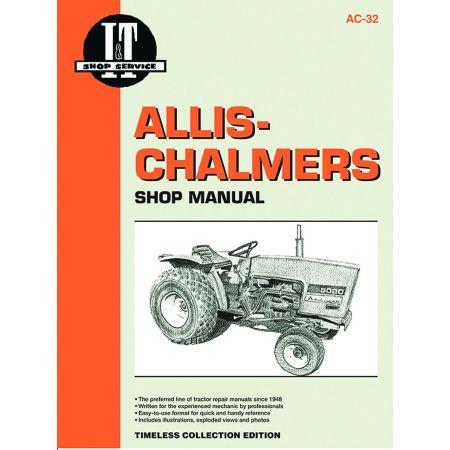 AC-32 Revue technique Haynes Clymer ALLIS CHALMERS Anglais